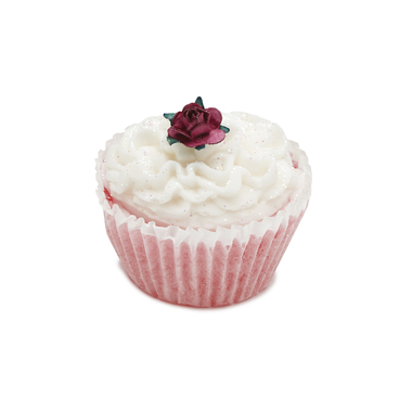 PB402 Cranberries and Cream Cupcake Soap