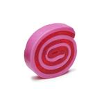 PB361 Raspberry Roulade Roly Poly Soap