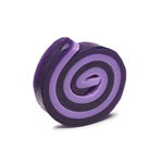 PB362 Blackcurrant & Apricot Coulis Roly Poly Soap