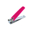 coupe ongle silicone rose ouvert