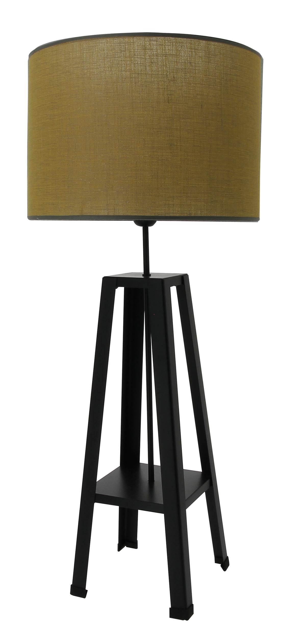 Lampe Atelier Jaune Moutarde Lampes E Metropolight