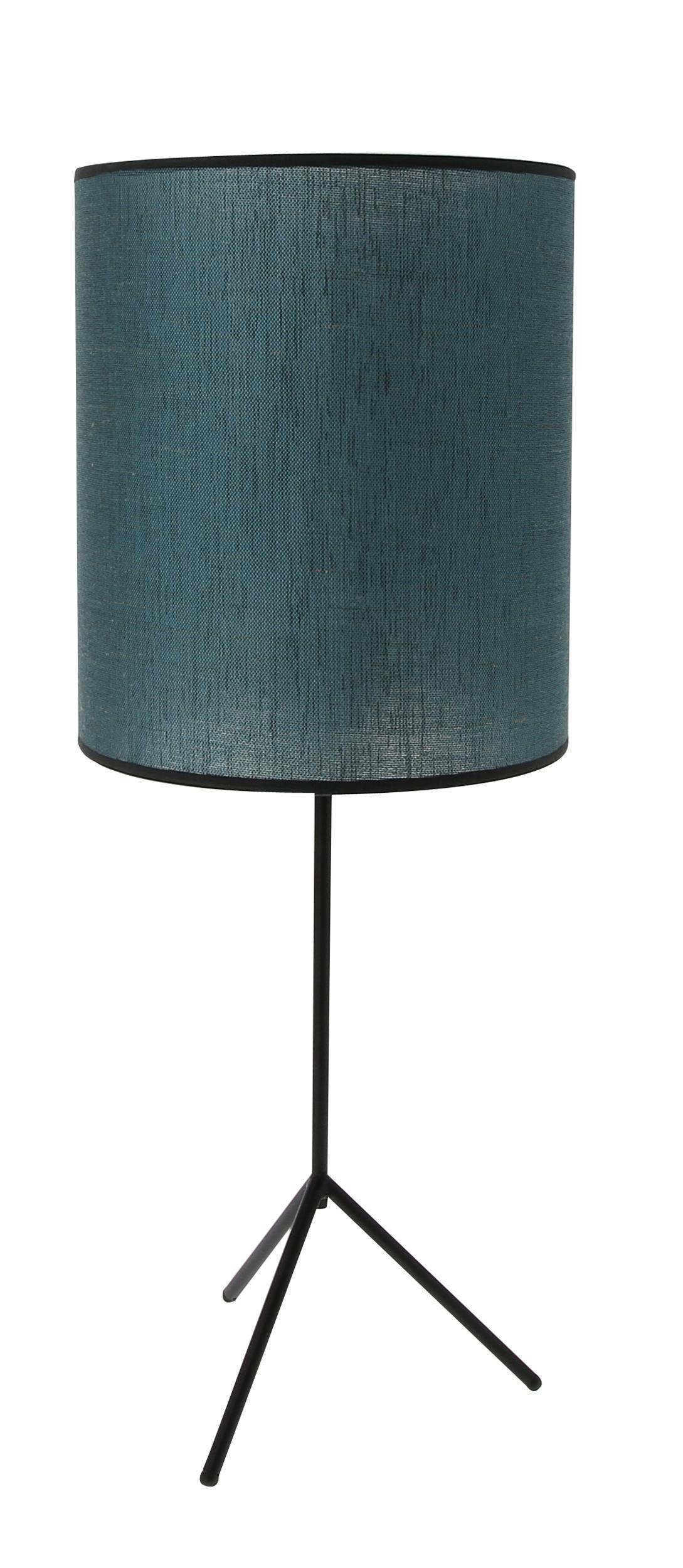 Lampe Robert bleu curaçao