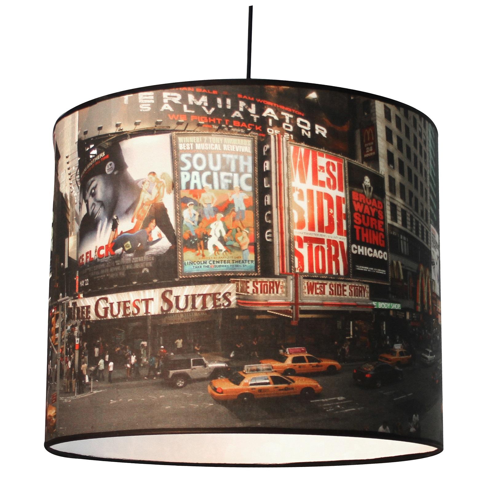 Suspension Times Square, 39 cm