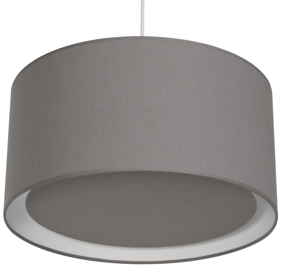 Suspension Essentiel Gris galet