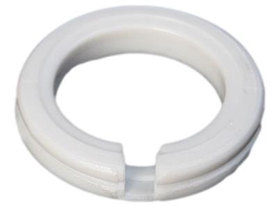 adaptateur-reducteur E27 E14 blanc