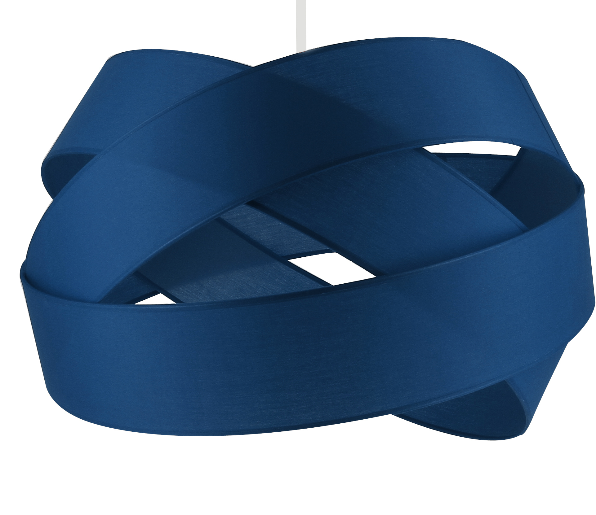 Suspension Bijou Bleu Roi - Suspensions/Suspensions en tissu - e ...