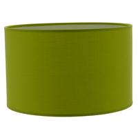 Abat-jour cylindre vert anis