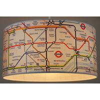 Suspension London Map