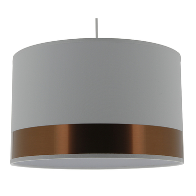 Suspension Copper blanc cuivre