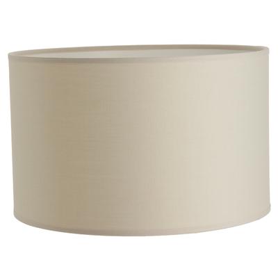 Abat-jour cylindre Gris doré