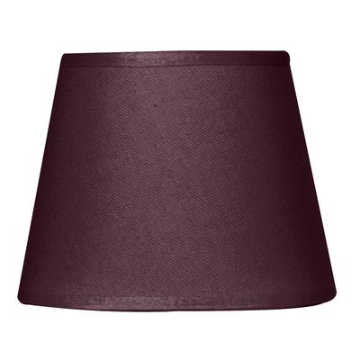 Abat-jour à pince violet diamètre 14 cm