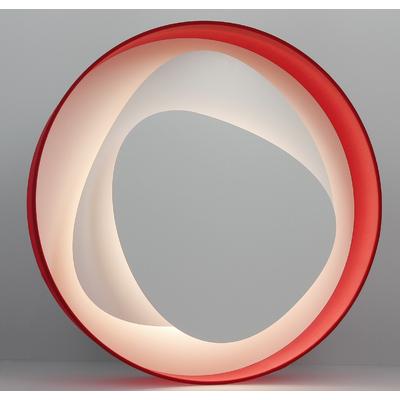 Applique design  LED Brume Rouge 1