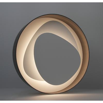 Applique design  LED Brume grise 1