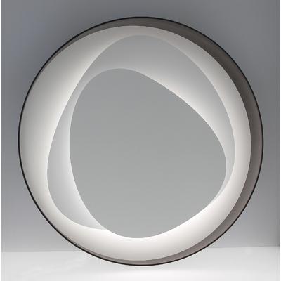 Applique design  LED Brume grise 2