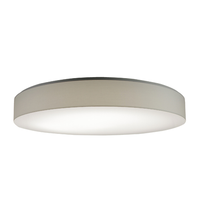Suspension Design LED FLAT blanche 86 cm