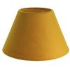 abat-jour forme empire velvet jaune