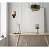 applique VINTAGE + lampe + IONOS