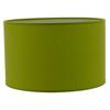 abat jour cylindre vert anis