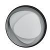 Applique design  LED Brume Noire