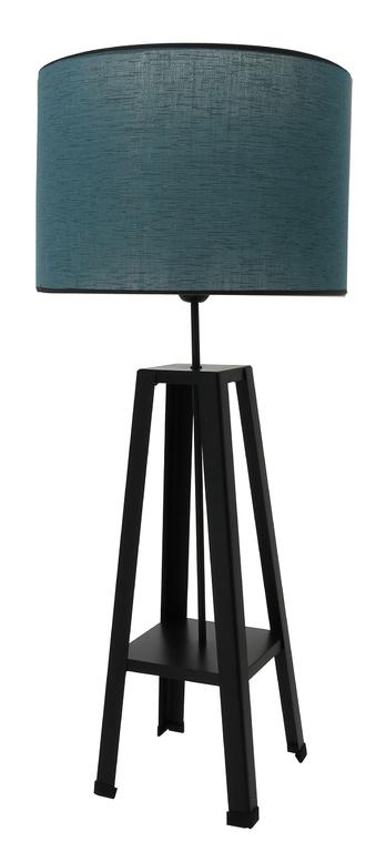 Lampe Atelier bleu curaçao