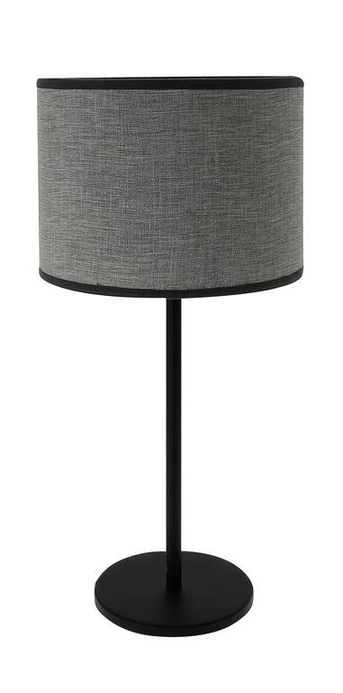 lampe max gris titane
