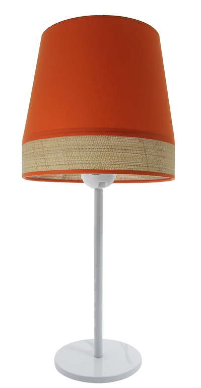 Lampe Manon orange 1