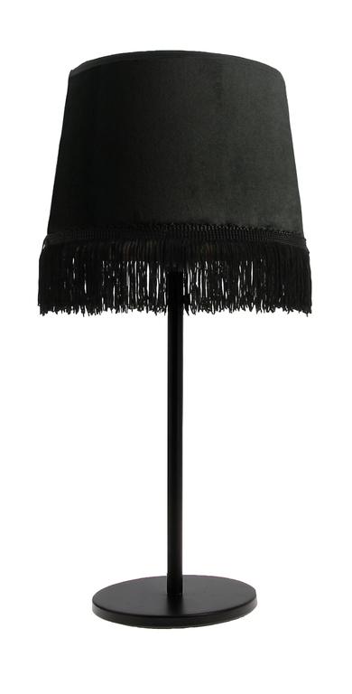 Lampe à poser Joséphine noire