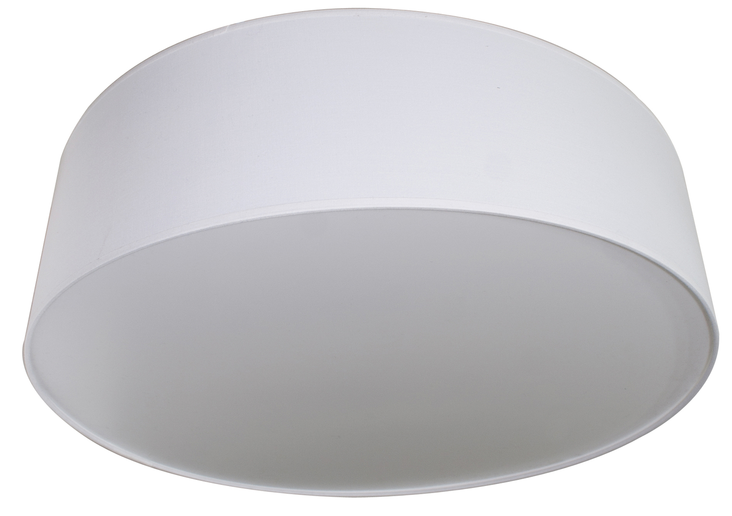 Plafonnier cylindre white