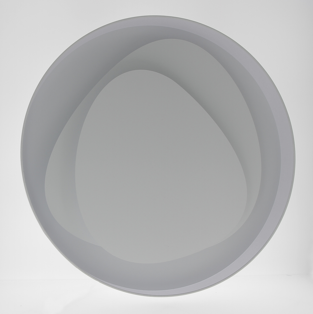 Applique design  LED Brume Blanche 1