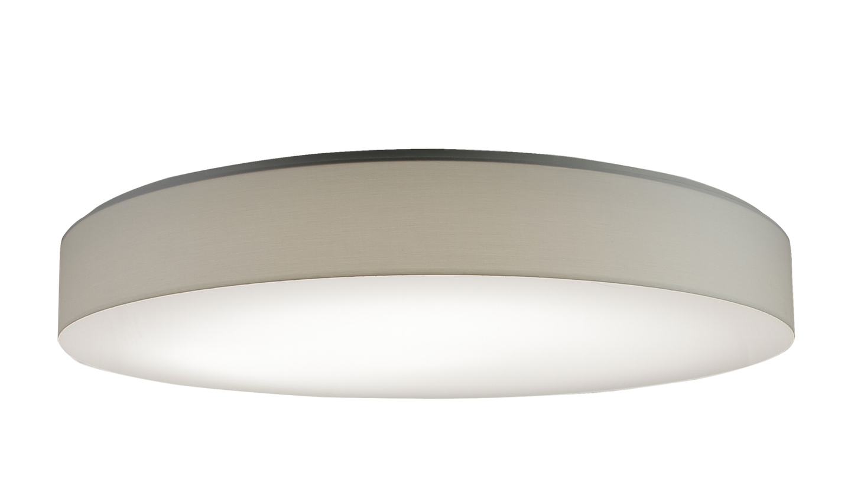 Suspension design LED FLAT blanche 66 cm