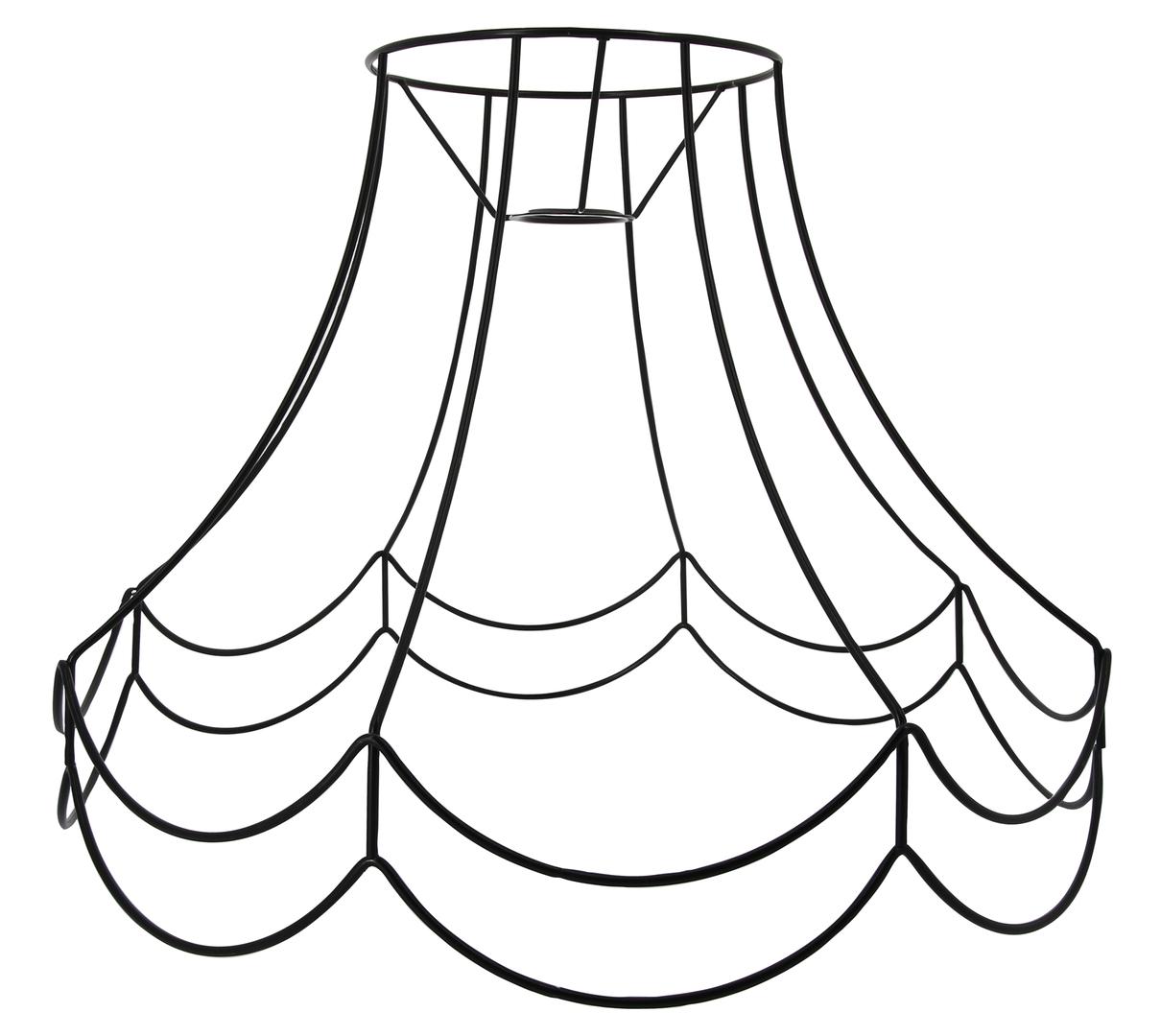 Suspension filaire garance noire