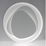 Applique design  LED Brume Blanche 2