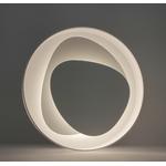 Applique design  LED Brume Blanche 3