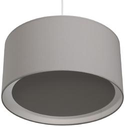 Luminaire chambre design bien choisir sa lampe e for Suspension grise chambre