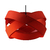 Suspension Bijou rouge 4