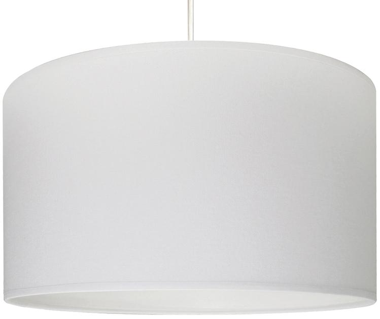 Suspension cylindre blanc petit modele