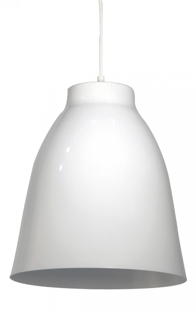 Suspension Bell blanche