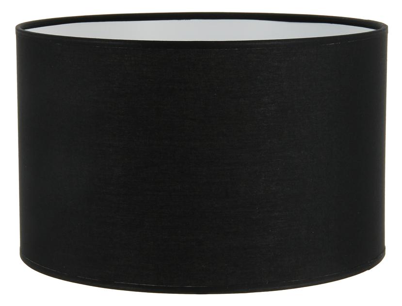 abat jour cylindrique noir metropolight vente en ligne. Black Bedroom Furniture Sets. Home Design Ideas