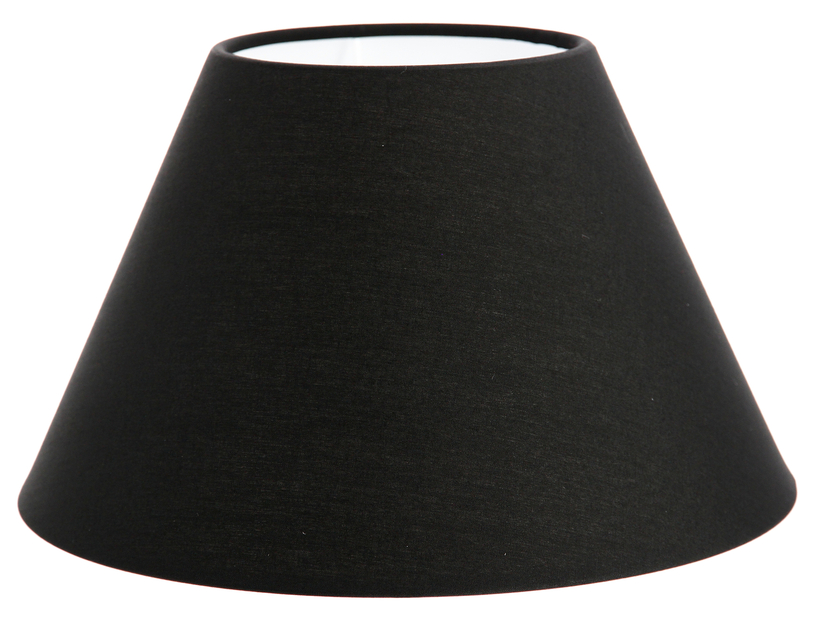 abat jour empire noir metropolight vente en ligne abat jour forme empire noir. Black Bedroom Furniture Sets. Home Design Ideas