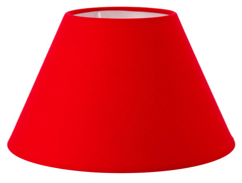abat jour empire rouge metropolight vente en ligne abat. Black Bedroom Furniture Sets. Home Design Ideas