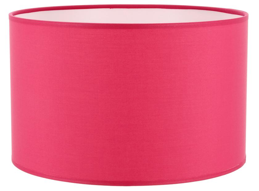 abat jour cylindre rose framboise abat jour abat jour forme cylindrique e metropolight. Black Bedroom Furniture Sets. Home Design Ideas