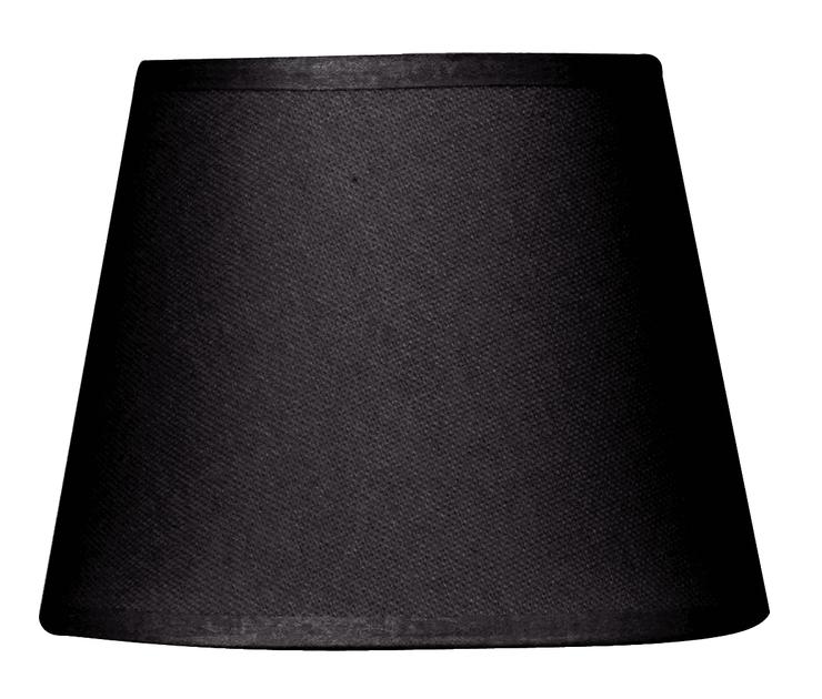 abat jour am ricain noir metropolight vente en ligne. Black Bedroom Furniture Sets. Home Design Ideas