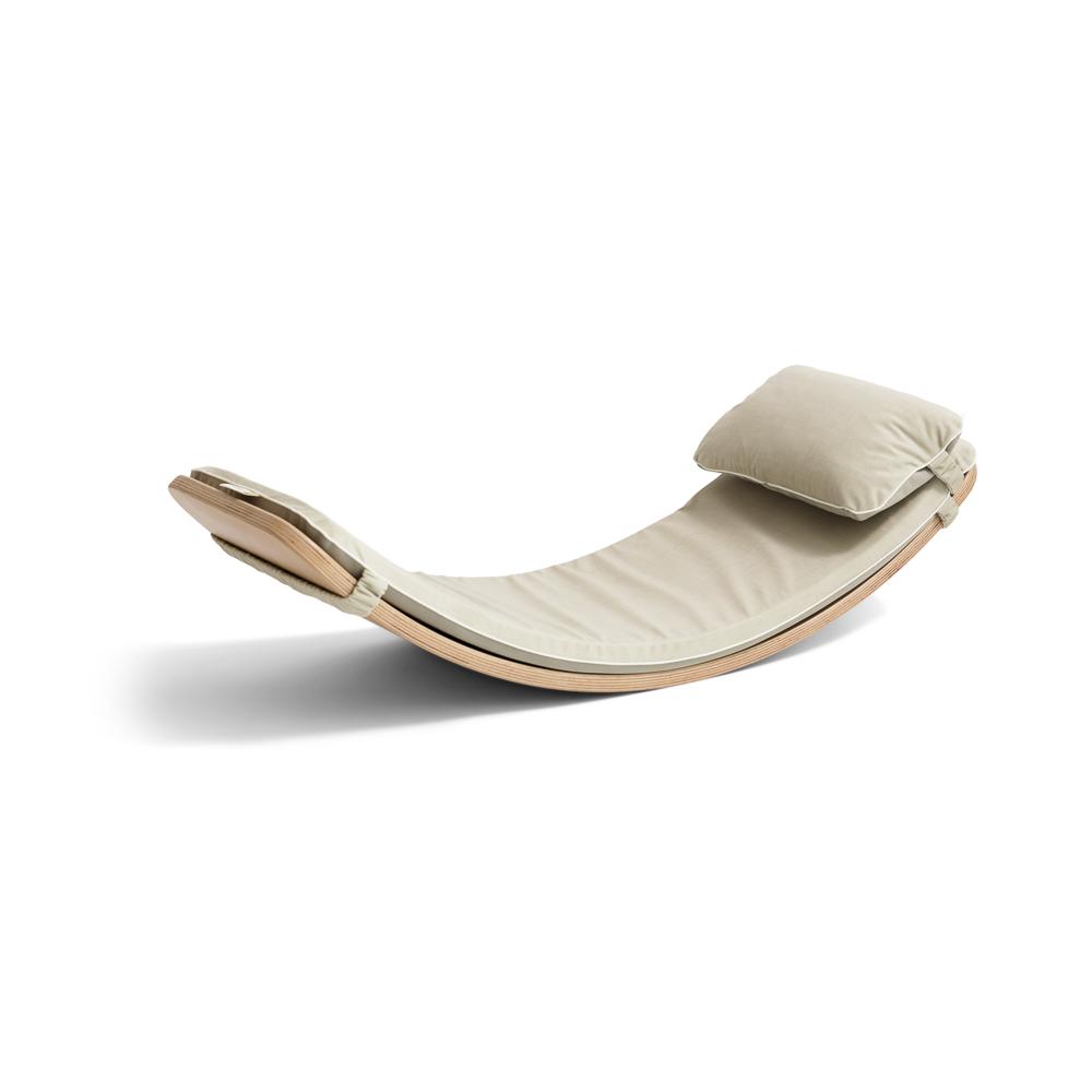 Wobbel deck  and pillow avoine