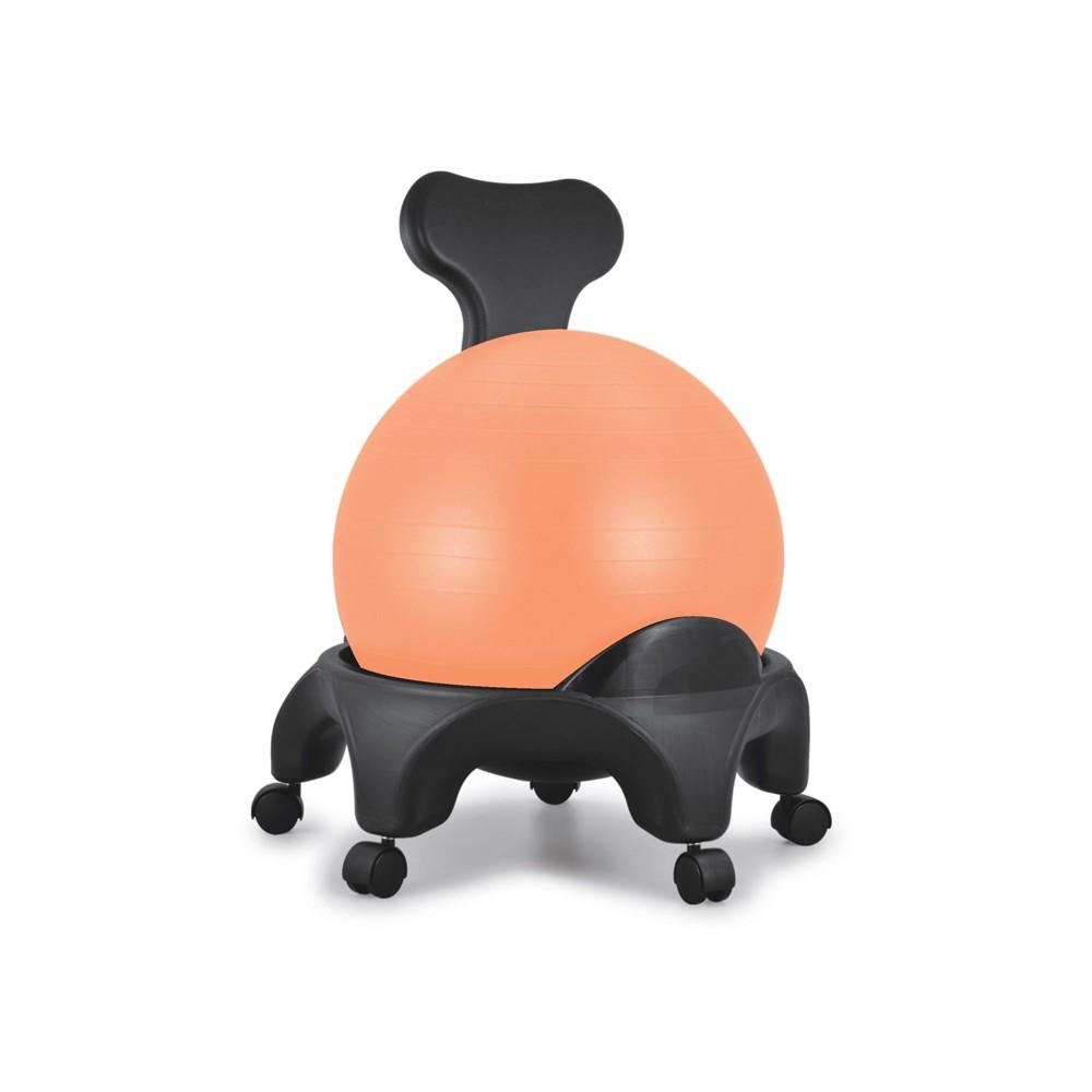 Tonic chair orange