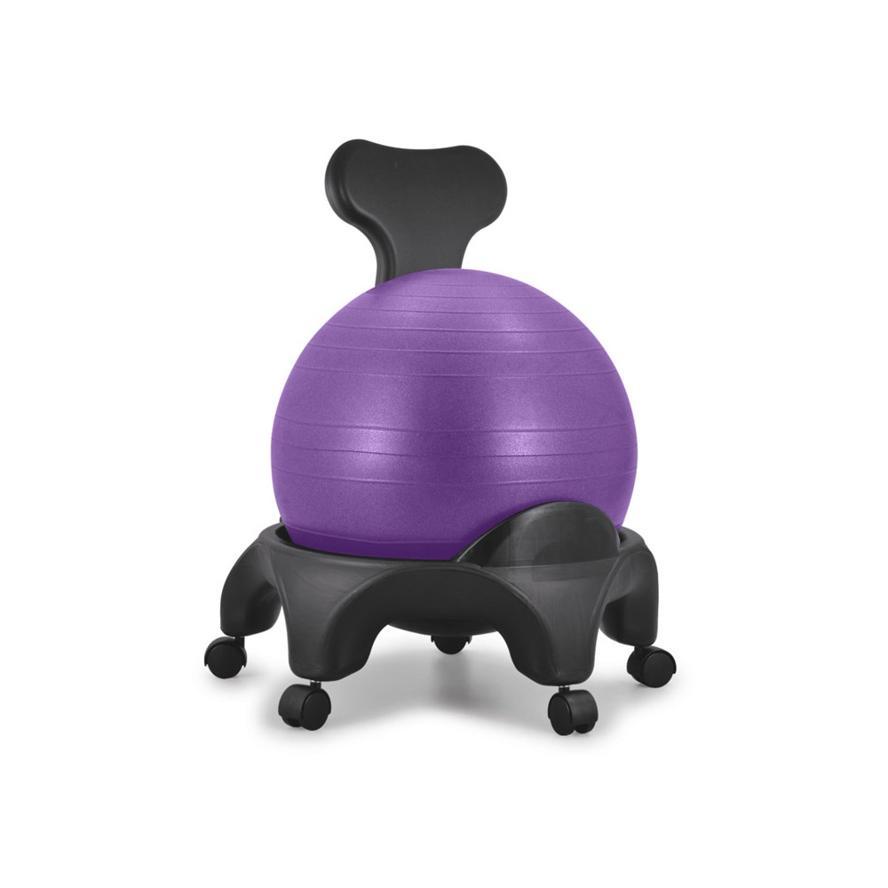 Tonic chair ballon violet