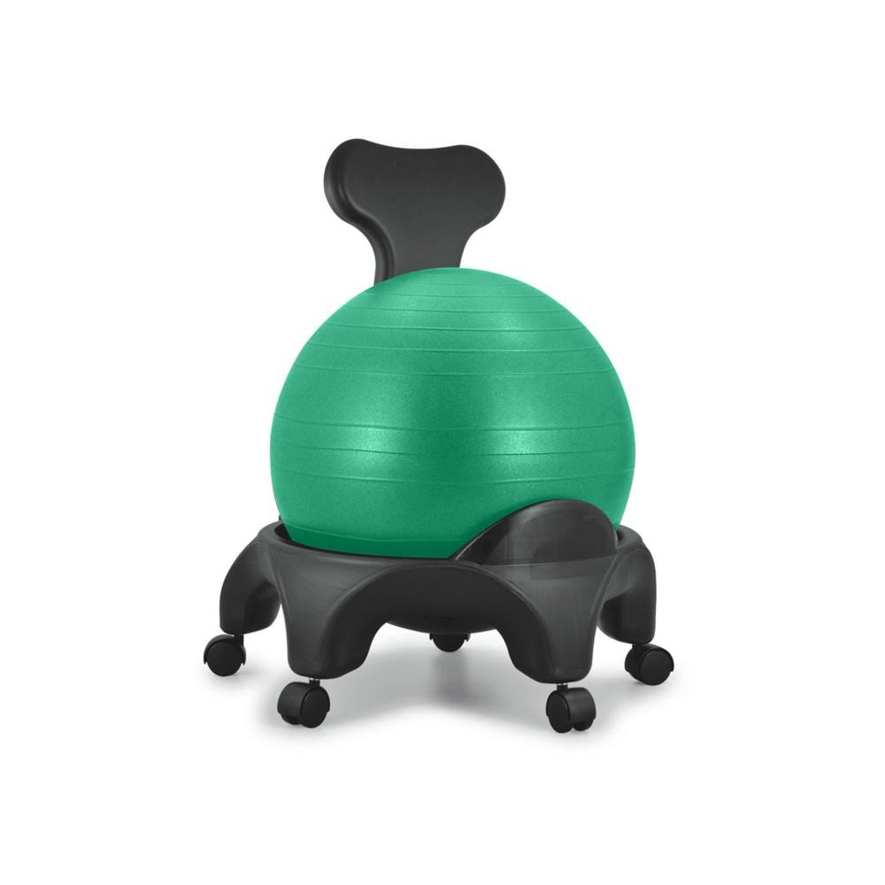Tonic chair ballon vert