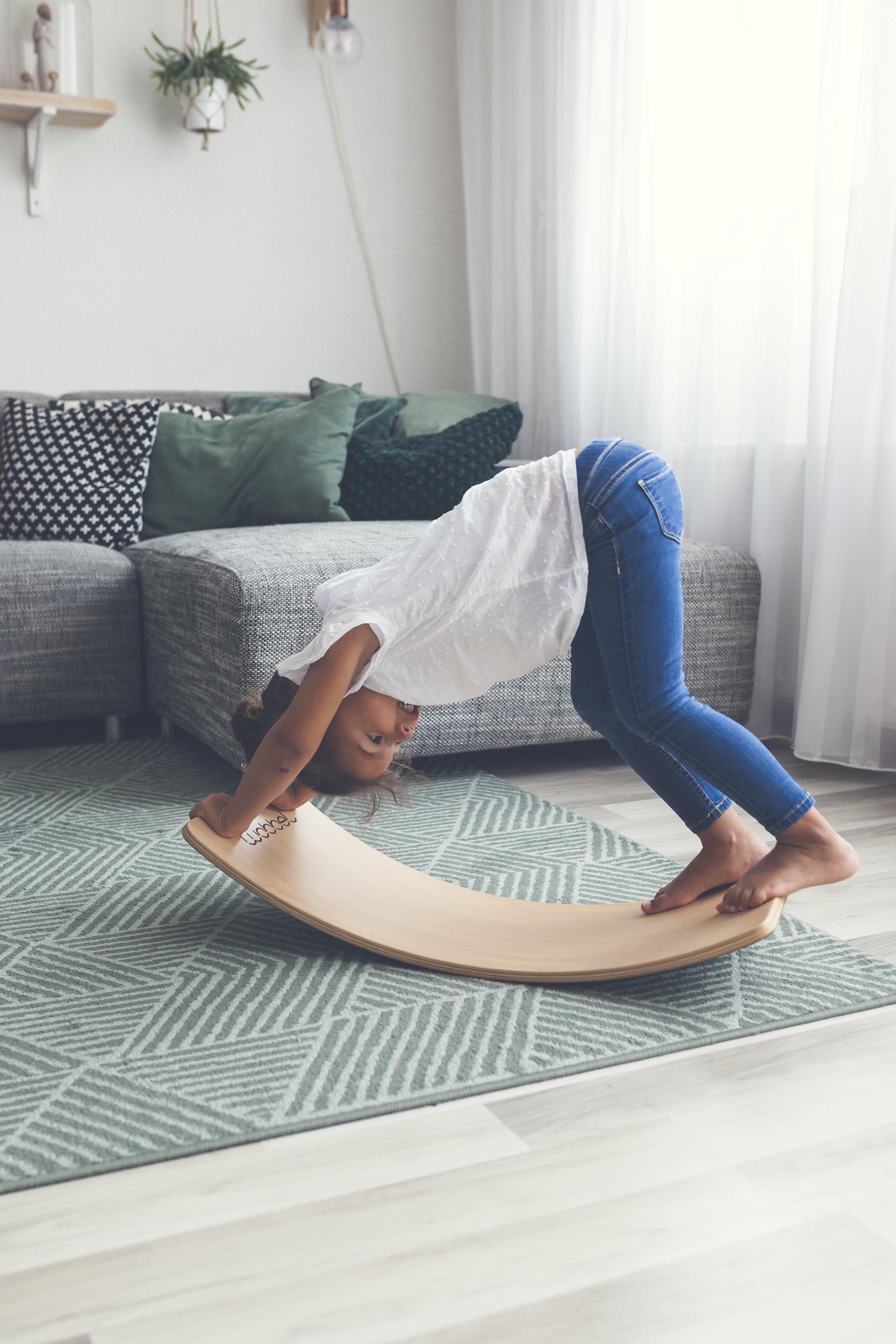 Wobbel - jouet en bois