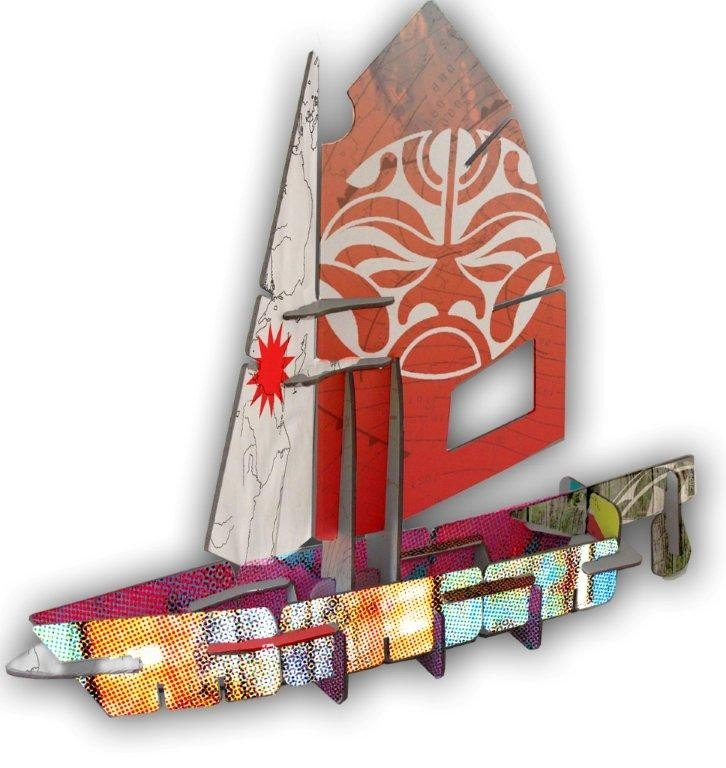 Totem Sail - Kidsonroof