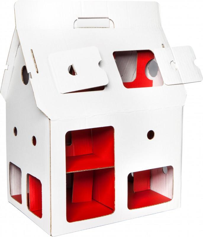 MobilHome White - maison de poupée