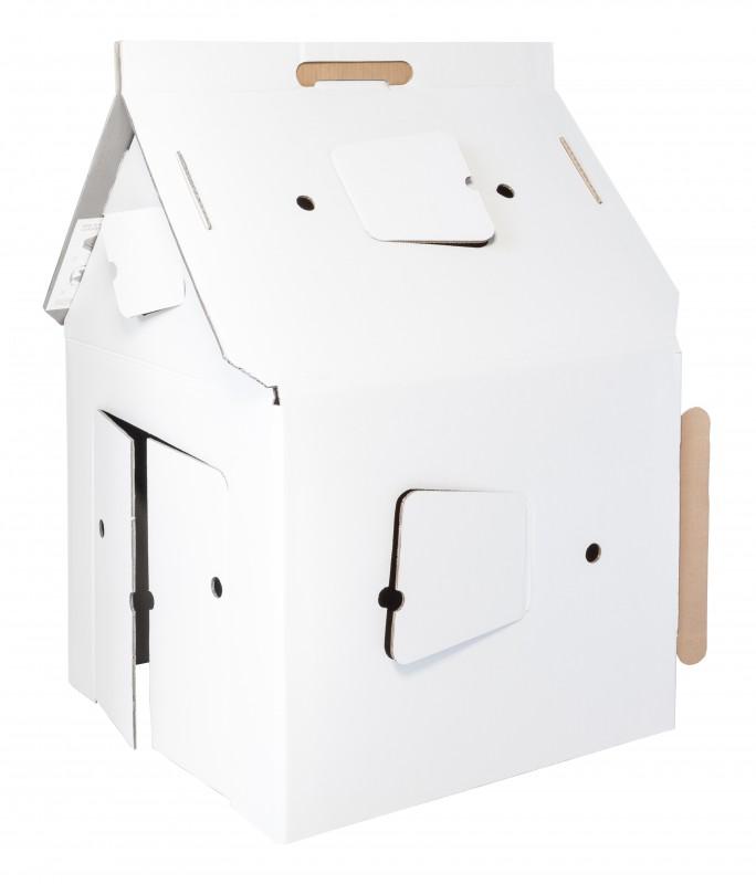 Casa Cabana White - StudioRoof - maison en carton